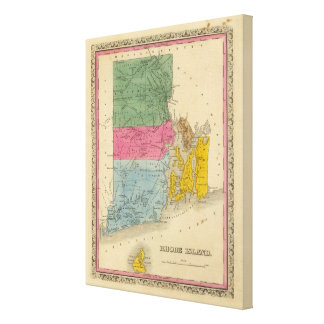 Rhode Island 3 Canvas Print