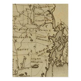 Rhode Island 4 Postales
