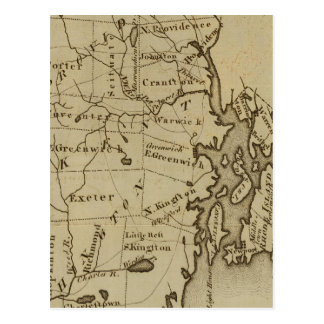 Rhode Island 4 Postcard