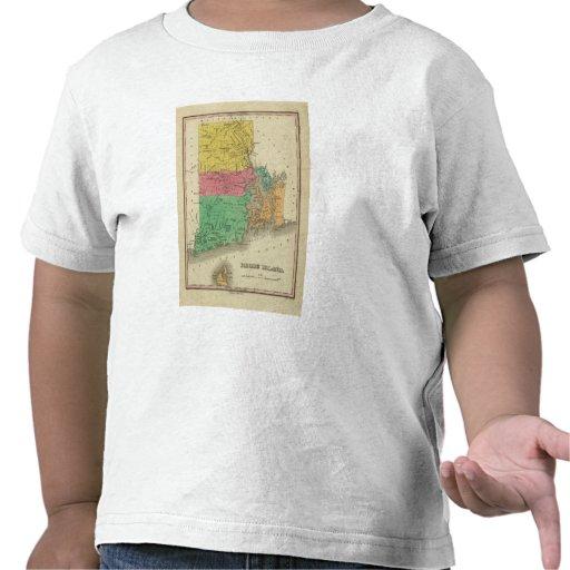 Rhode Island 5 Camiseta