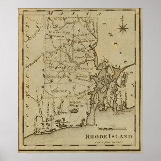 Rhode Island 5 Poster