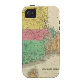 Rhode Island 6 Case-Mate iPhone 4 Carcasa