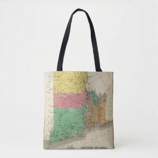 Rhode Island 6 Tote Bag