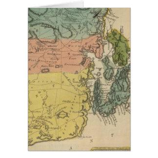 Rhode Island 7 Tarjeta