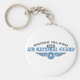 Rhode Island Air National Guard Keychain