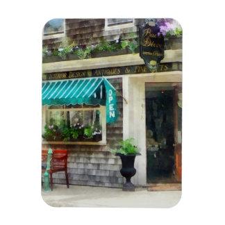 Rhode Island - Antique Shop Newport RI Rectangle Magnets