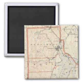 Rhode Island atlas 2 Magnet