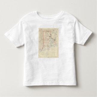 Rhode Island atlas 2 Shirts