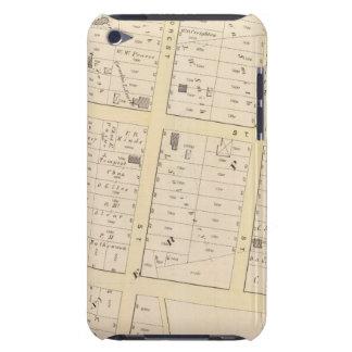 Rhode Island Atlas Map iPod Touch Case