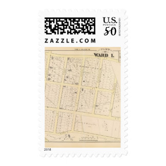 Rhode Island Atlas Map Postage