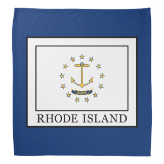 Rhode Island Bandana