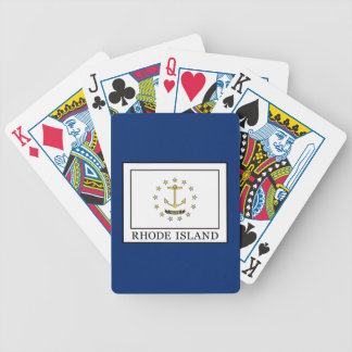 Rhode Island Bicycle Playing Cards