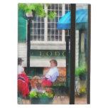 Rhode Island - café Newport RI