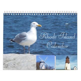Rhode Island Calendar