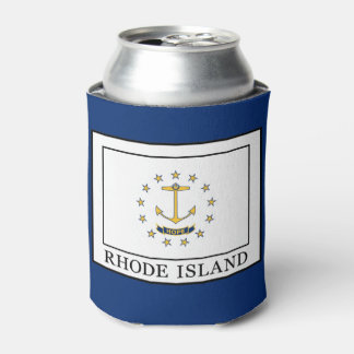 Rhode Island Can Cooler