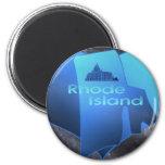 Rhode Island casera Imán De Nevera