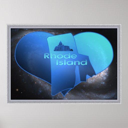 Rhode Island casera Poster