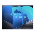 Rhode Island casera Tarjetas Postales
