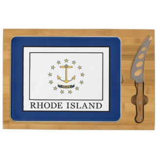 Rhode Island Cheese Board