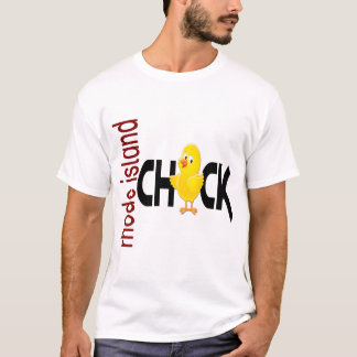 Rhode Island Chick 1 T-Shirt
