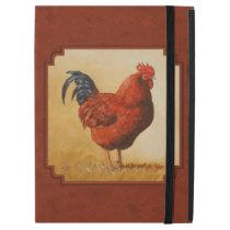 """Rhode Island Chicken Red Background iPad Pro 12.9"""" Case"""
