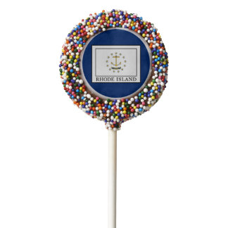 Rhode Island Chocolate Covered Oreo Pop