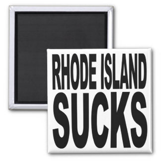 Rhode Island chupa Imán Cuadrado