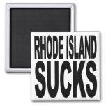 Rhode Island chupa Imán Para Frigorifico