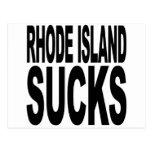 Rhode Island chupa Tarjetas Postales