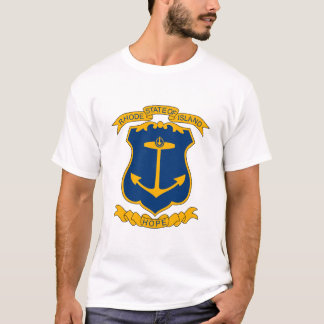 Rhode Island Coat of Arms T-shirt