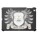 Rhode Island Crest iPad Mini Cases