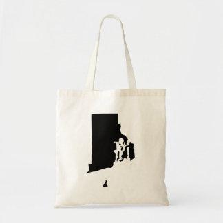 Rhode Island en blanco y negro Bolsa