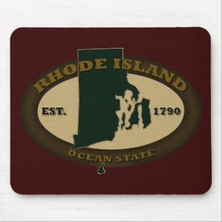 Rhode Island Est. 1790 Mouse Pad