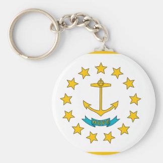 Rhode Island, Estados Unidos Llavero Personalizado
