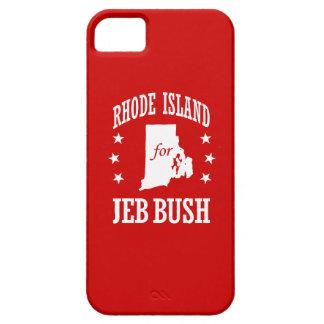 RHODE ISLAND FOR JEB BUSH iPhone 5 CASE