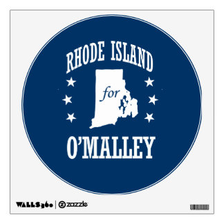 RHODE ISLAND FOR O'MALLEY WALL GRAPHIC