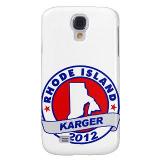 Rhode Island Fred Karger Samsung Galaxy S4 Case