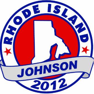 Rhode Island Gary Johnson Photo Cutouts