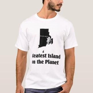 Rhode Island Greatest State T-Shirt