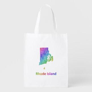 Rhode Island Grocery Bag