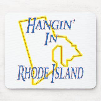 Rhode Island - Hangin Alfombrillas De Ratón