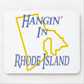 Rhode Island - Hangin' Mouse Pad