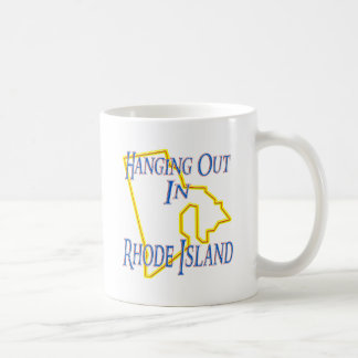 Rhode Island - Hanging Out Coffee Mug