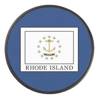 Rhode Island Hockey Puck
