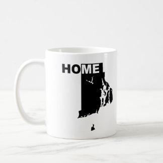 Rhode Island Home Away From State Mug Travel Mug
