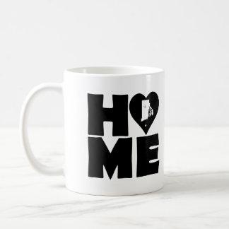 Rhode Island Home Heart State Mug or Travel Mug