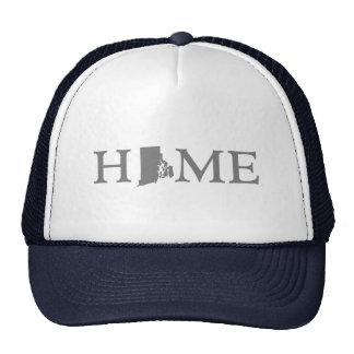 Rhode Island HOME State Mesh Hat
