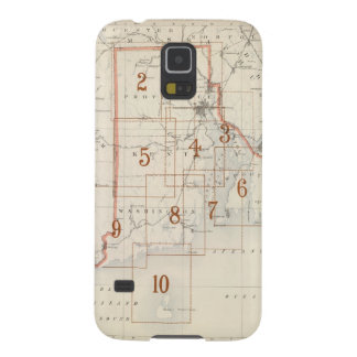 Rhode Island index map Galaxy S5 Cover