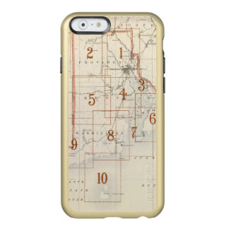 Rhode Island index map Incipio Feather® Shine iPhone 6 Case