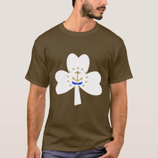 Rhode Island Irish T-Shirt